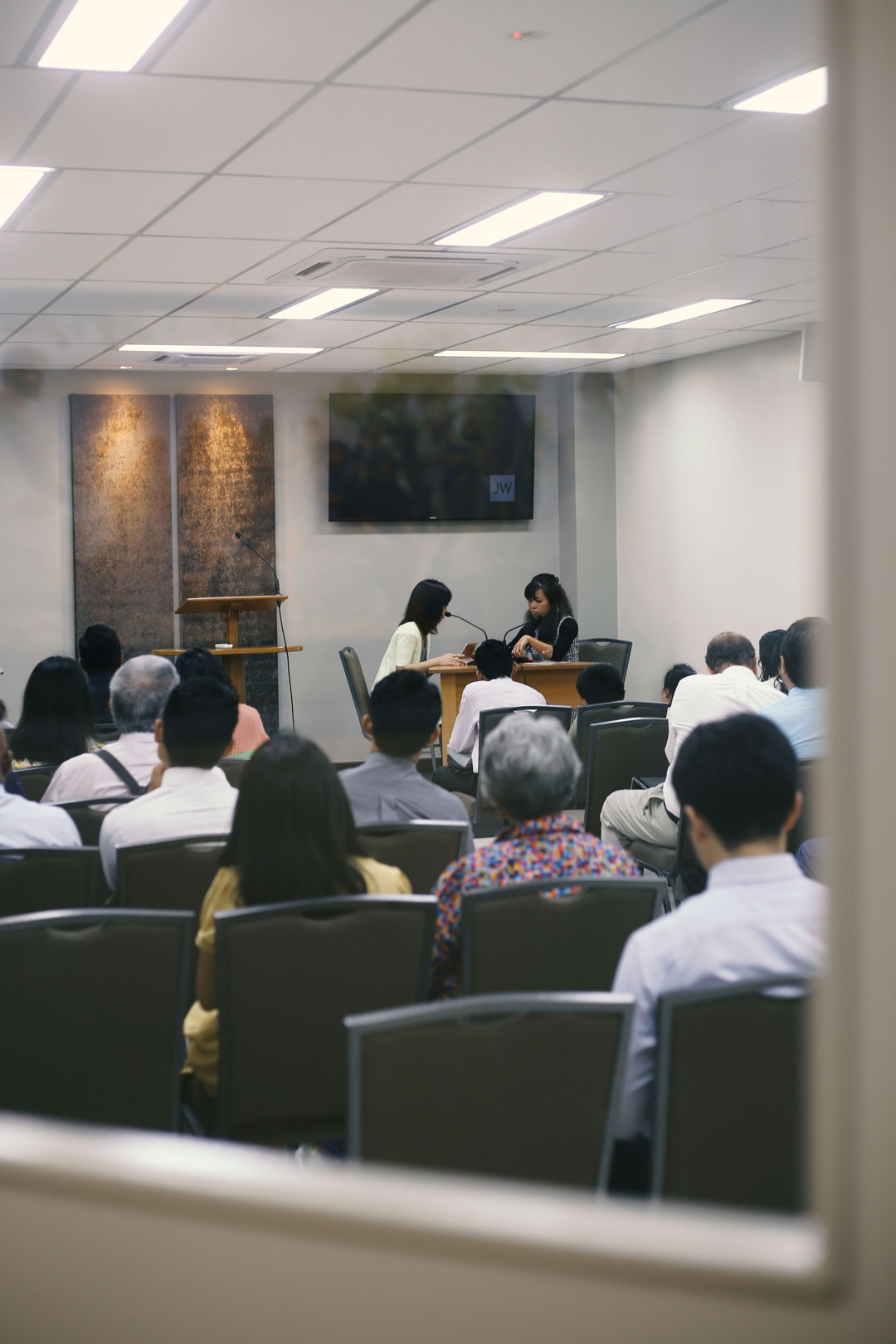 Just Like Us: Inside the Lives of Singapore's Jehovah's Witnesses