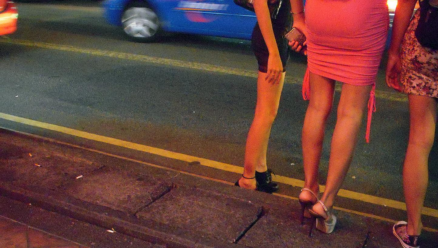 The Hypocrisy of Singapore's Stand on Prostitution