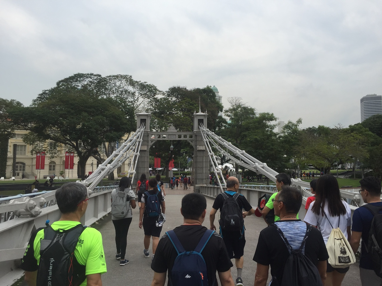 I Walked Across Singapore In One Day. For Science.