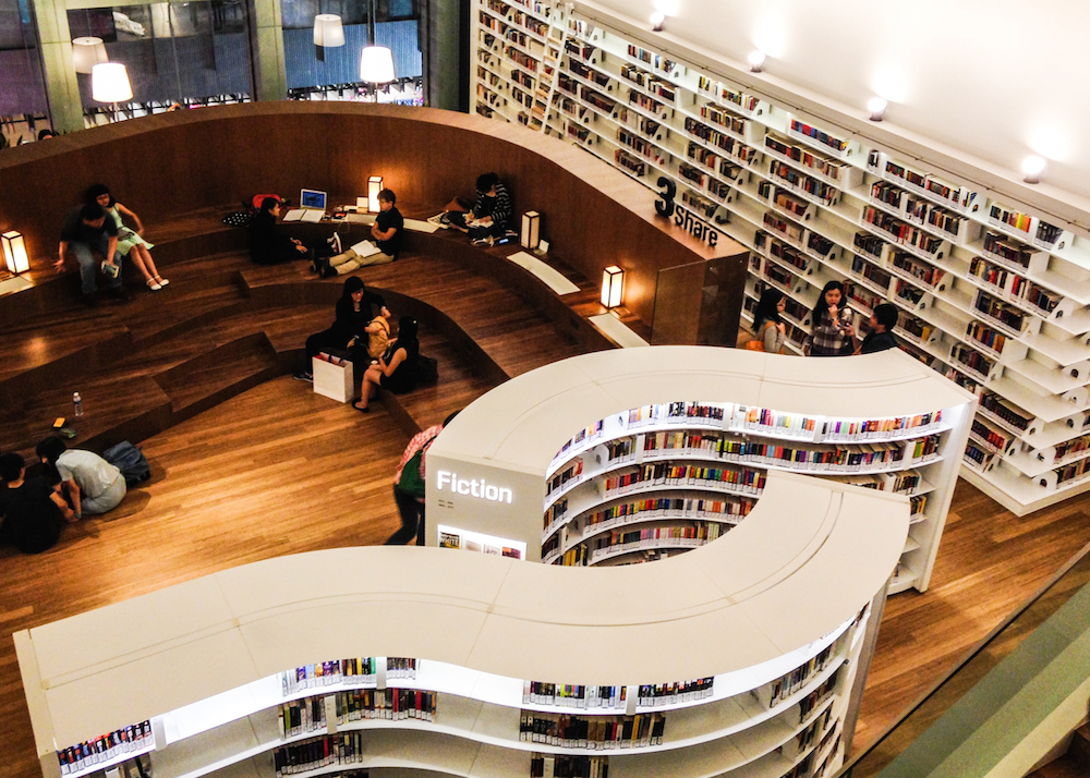 A Love Letter to Singapore's Libraries