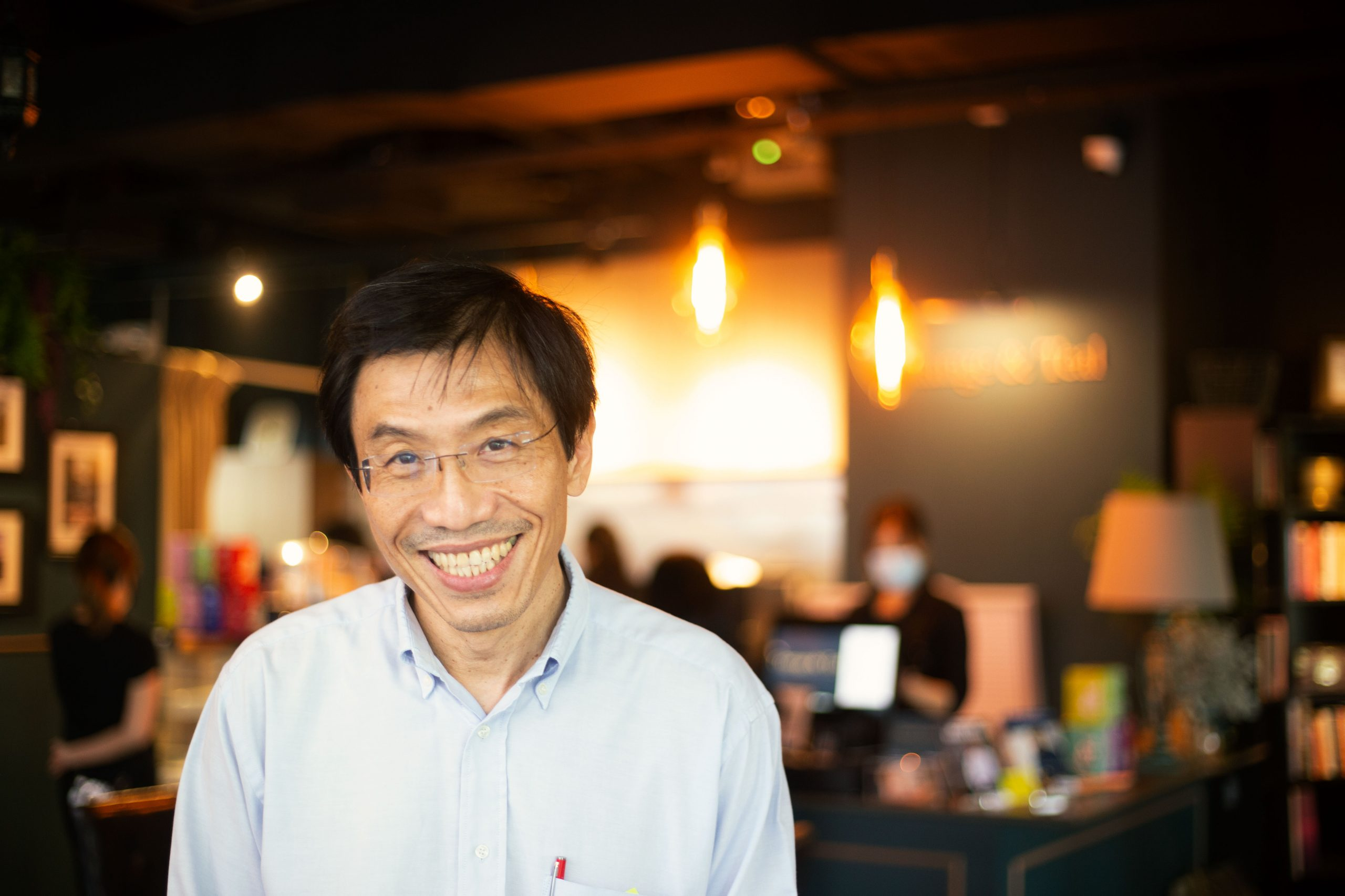 Put Politics Aside And Bond Over Food: Can Chee Soon Juan Make This A Reality For His Cafe?