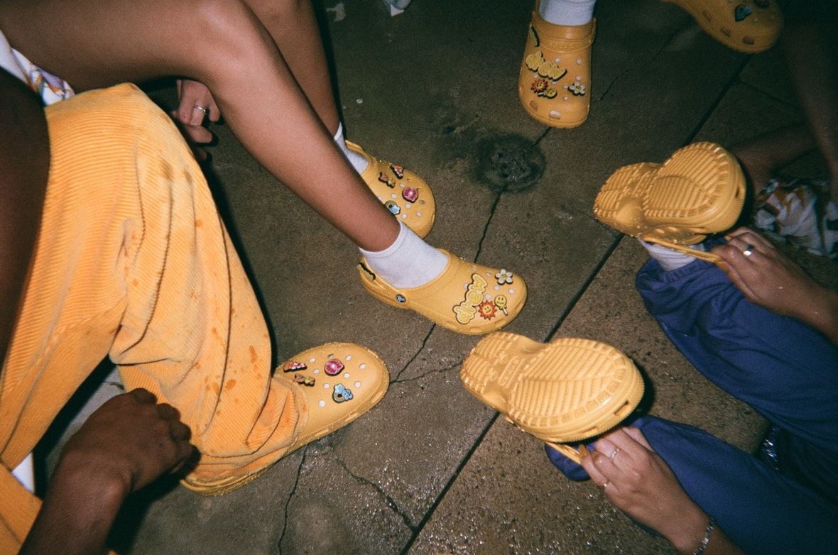 Dear Uncles, We're Sorry. Your Crocs Are Really Cool Again.