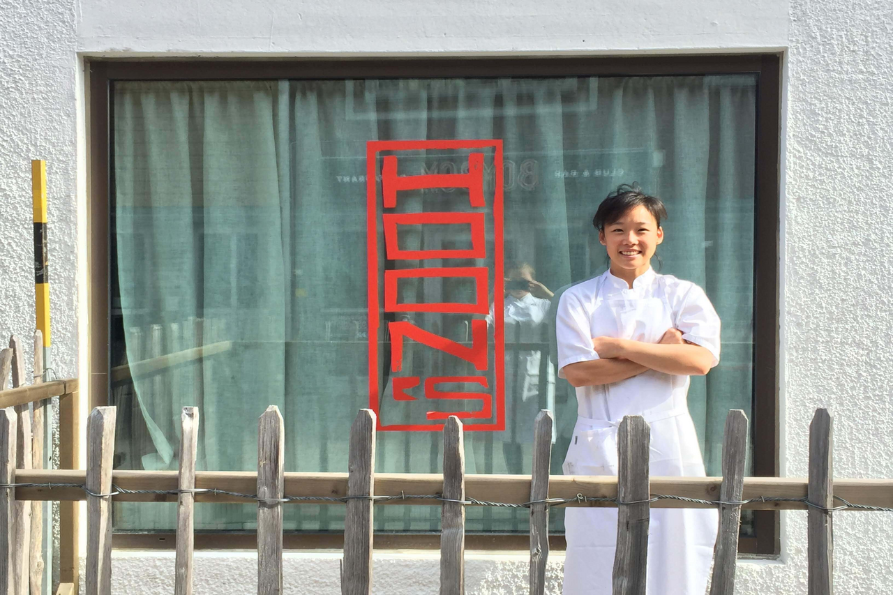 Meet Ethel, The Chef Who Cooked Her Way From Les Amis to the Austrian Alps