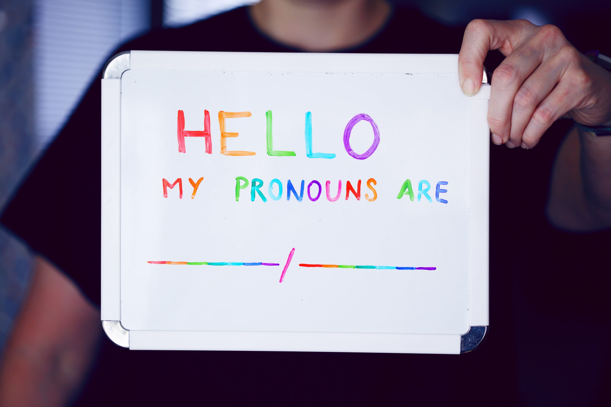 Pronouns & Neopronouns Decoded — Beyond Labels and Performativity