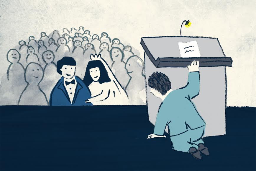 How to Give a Wedding Speech
