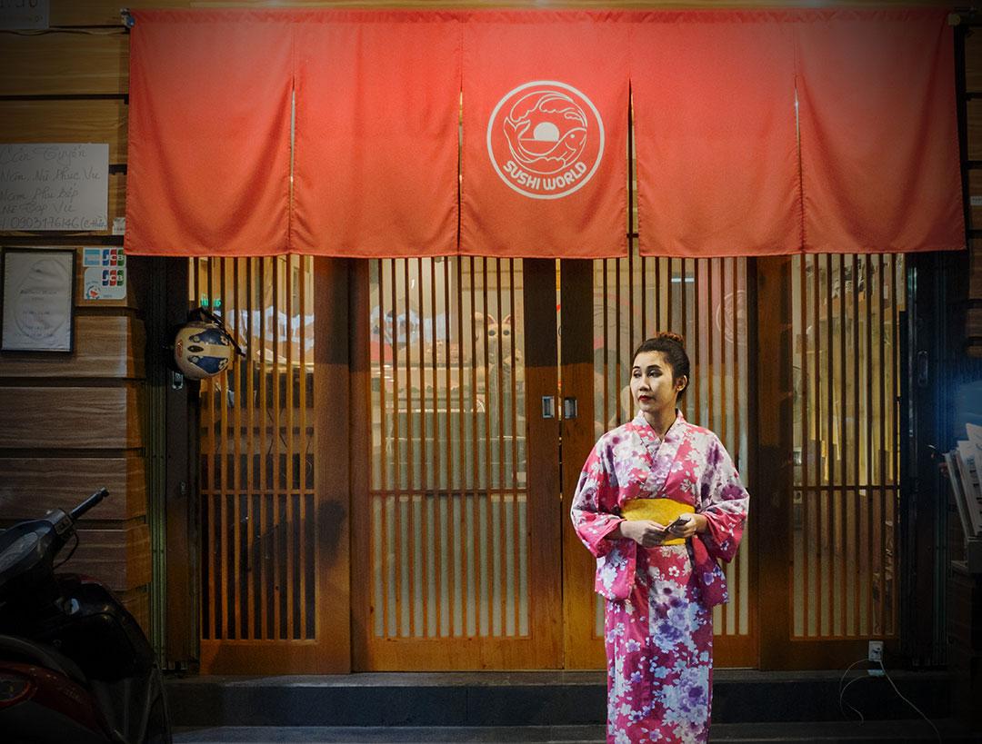 Little Tokyo: A Nocturnal Crawl Through Saigon's Japanese Ghetto
