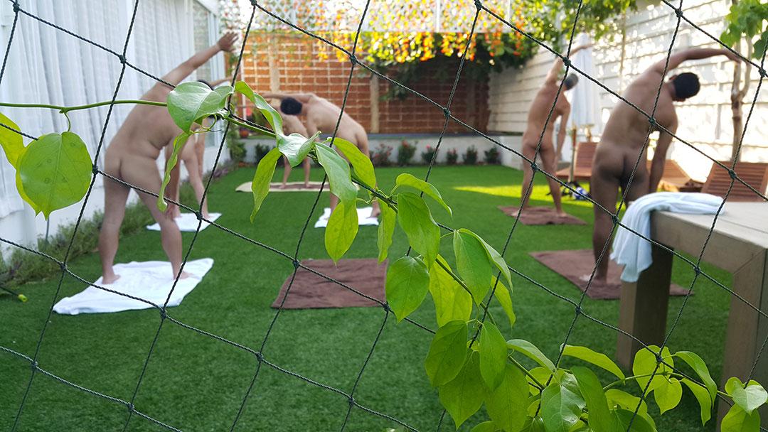 Getting Naked: Bangkok Embraces the Bare Body
