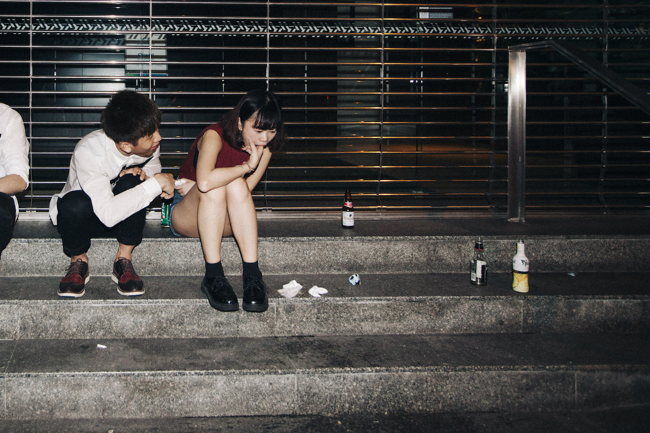 Down and Out in Lan Kwai Fong