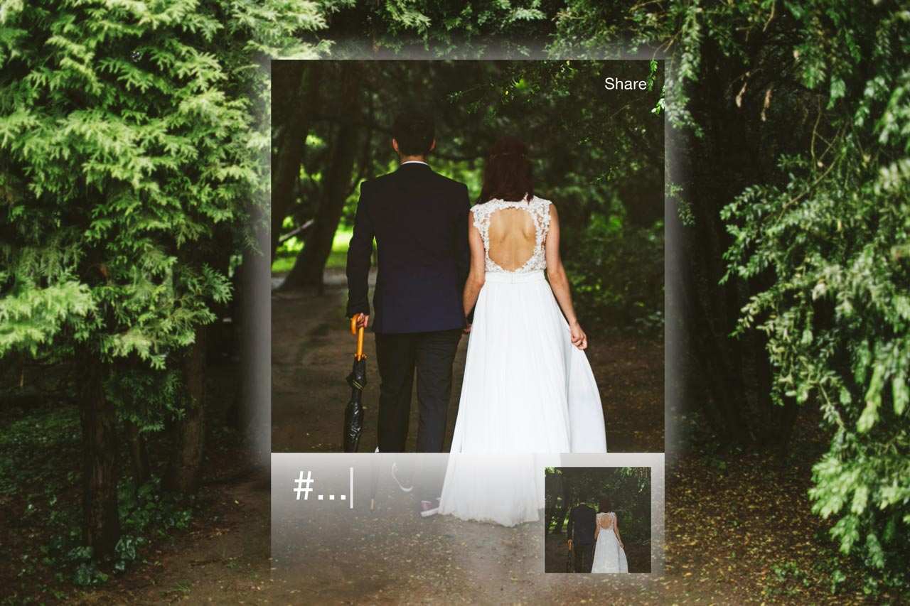 Punny Wedding Hashtags: Too Cool or Too Much?