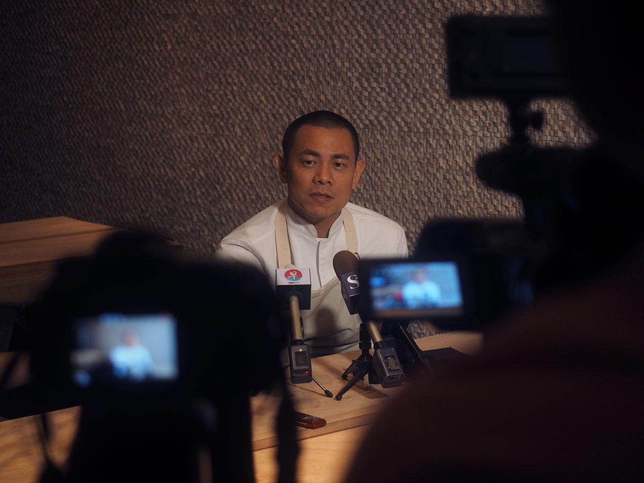 Andre Chiang Reminds Us: Michelin Stars Don't Make A Chef