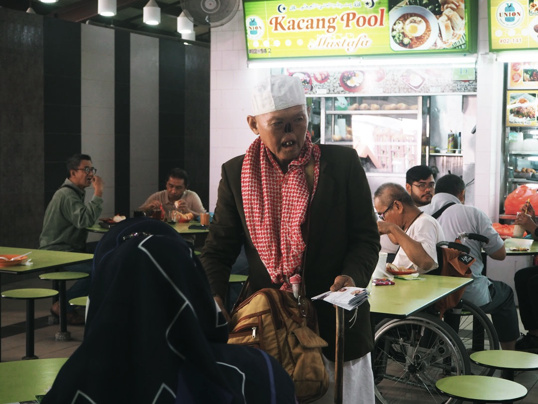 Singapore's Parrot Man: Businessman, Philanthropist, Politician, Storyteller