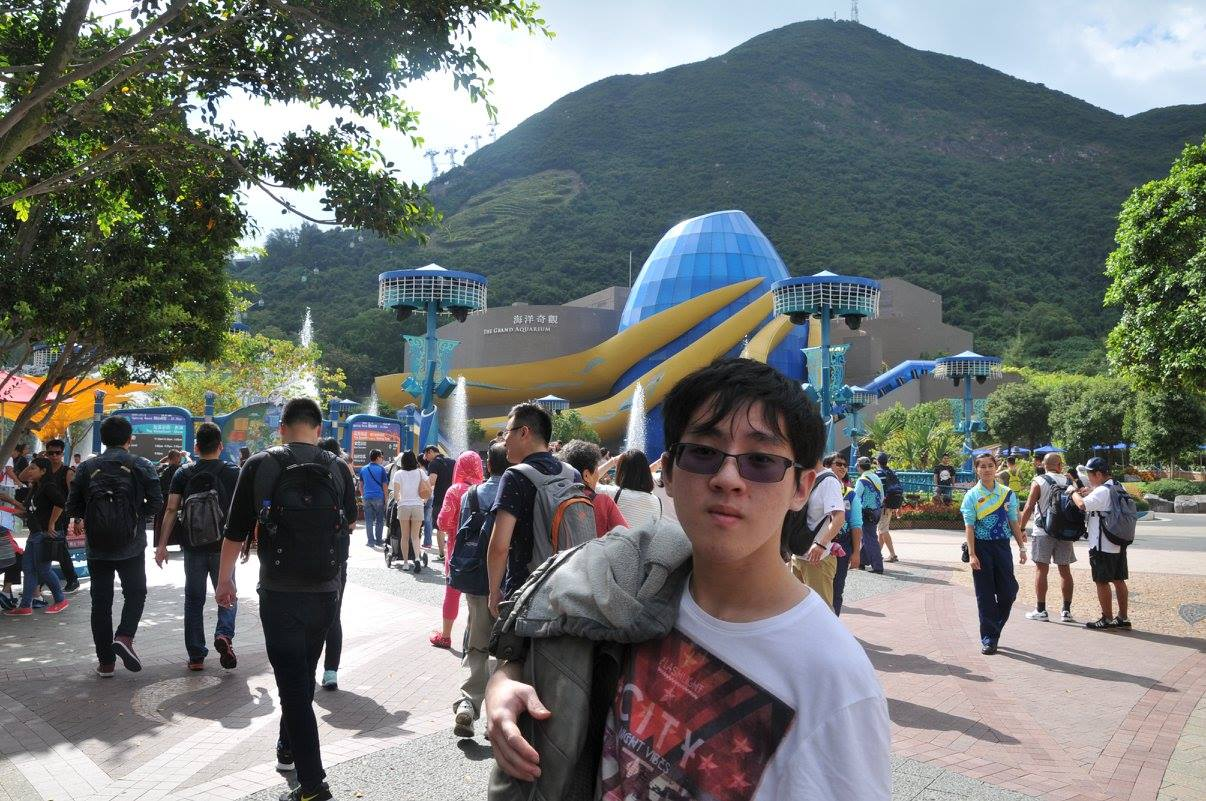 Joseph Wong: Living with Autism and Other Observations