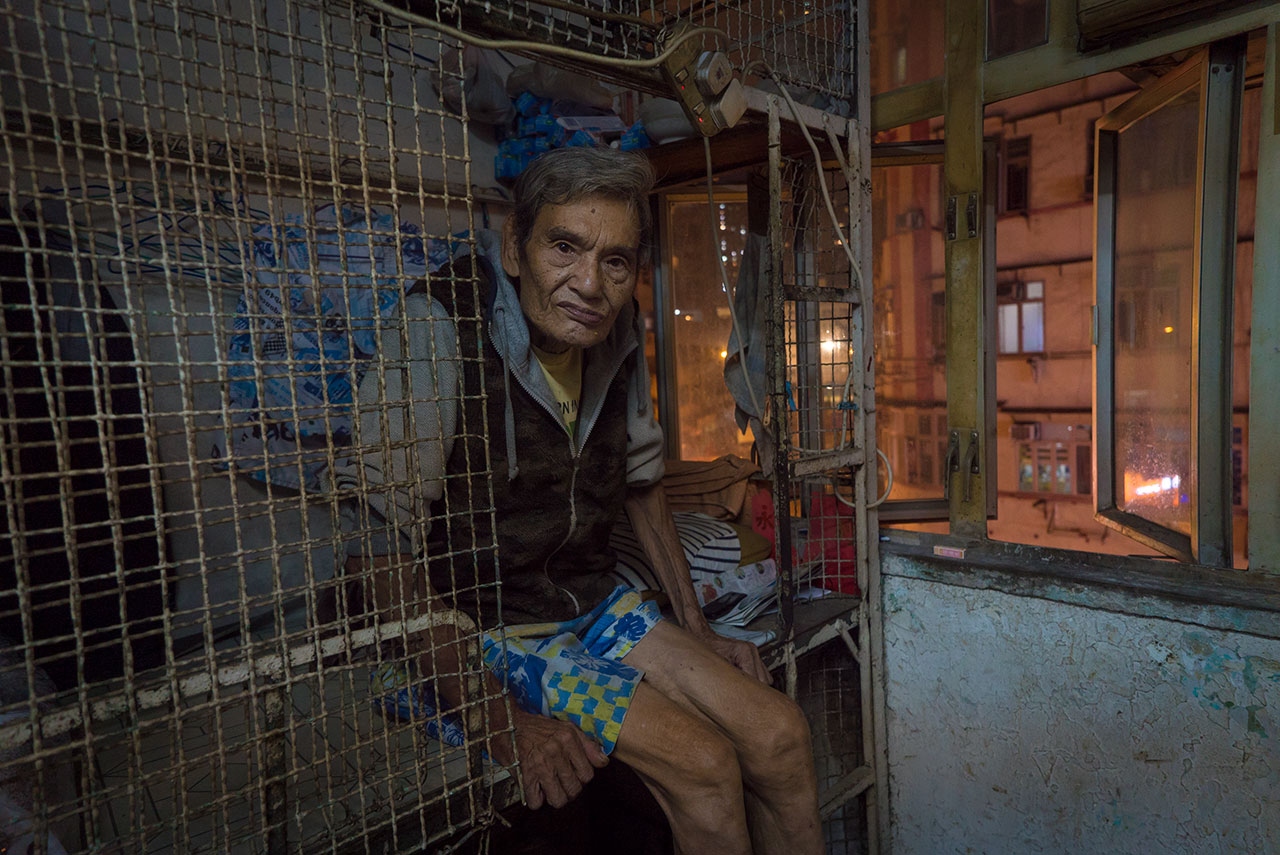 Living in Cages: The Stories Behind Hong Kong's Housing Crisis