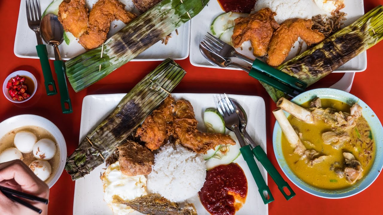 Learning To Love Singaporean Food: A PRC's Guide, Part 3