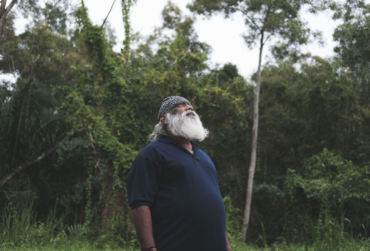 King of the Jungle: One Man's Quest to Save Mandai Reserve