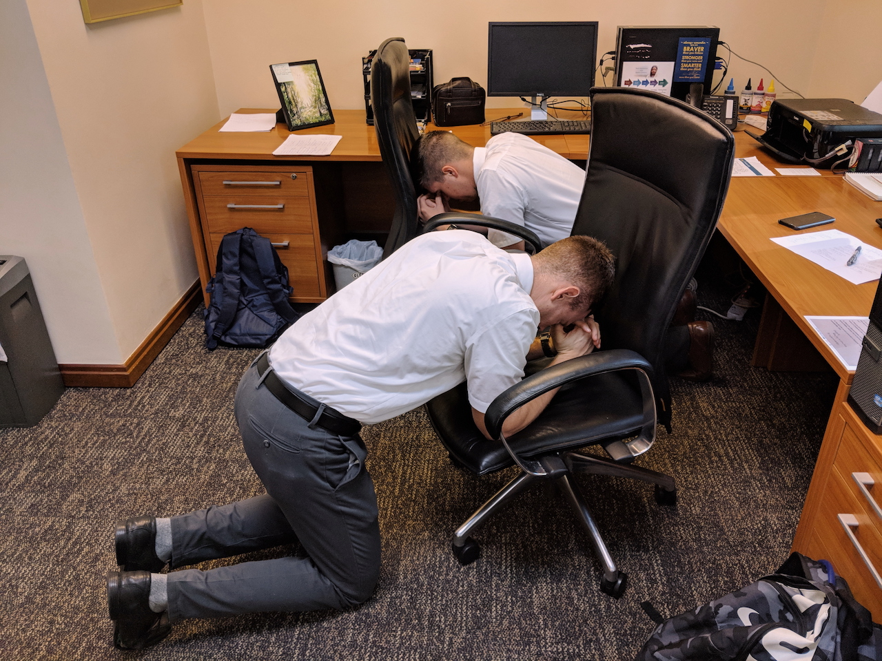 To Understand Who Mormons Are, I Spent 14 Hours in a Missionary's Position