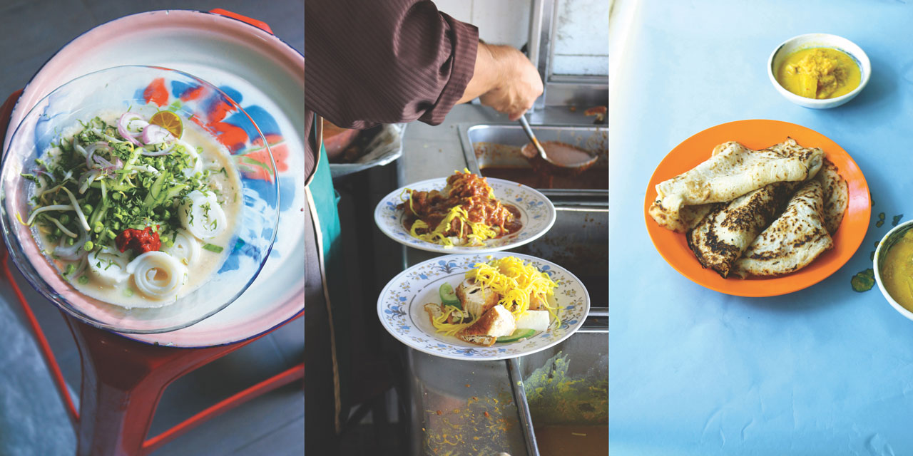 For Breakfast in Kelantan, You Can Have Literally Anything You Want