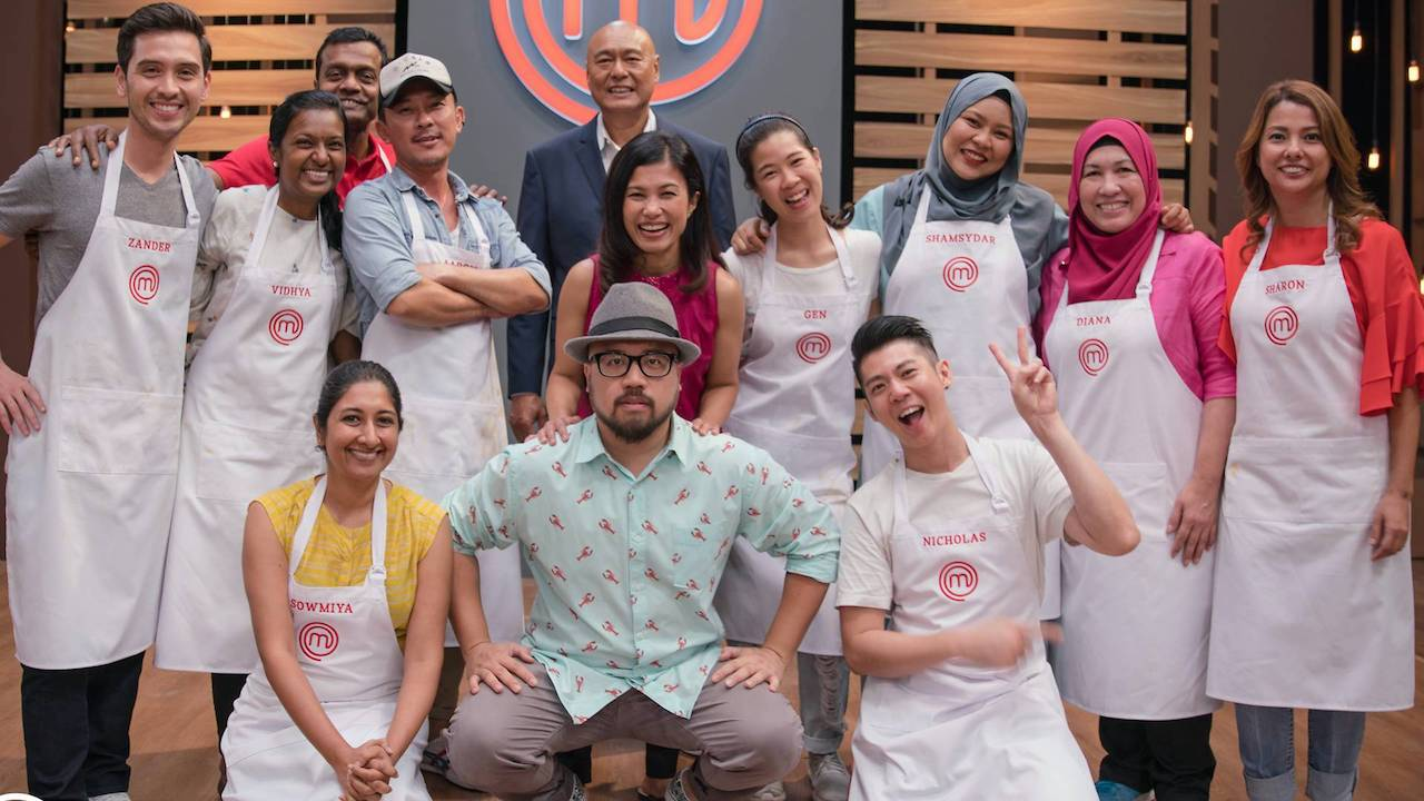 In MasterChef Singapore's Finale, We Remember that Asian Food is Good, But Western Food is Better