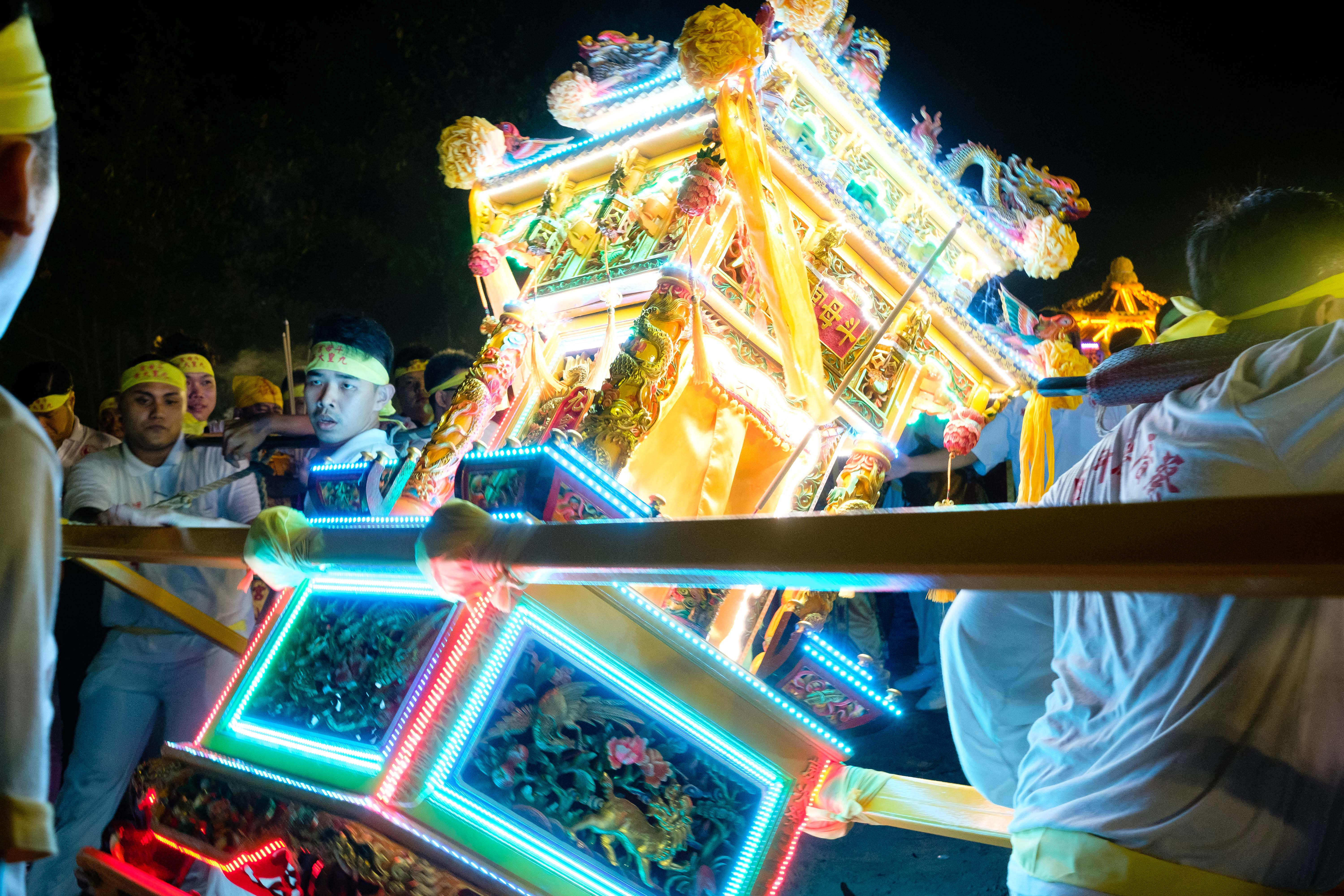 The Nine Emperor Gods Festival Holds One of the Most Epic Processions in Singapore