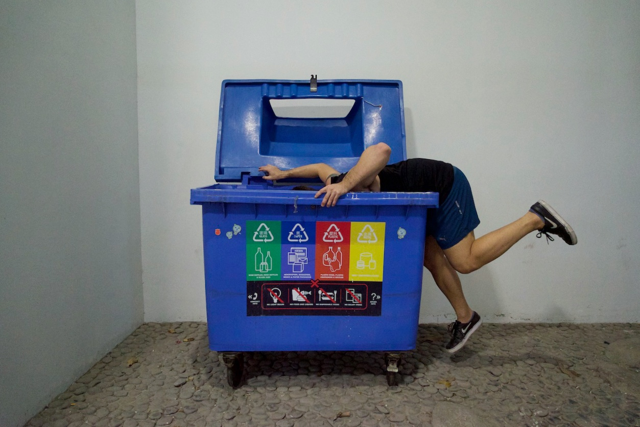 10 Recycling Bins Later, We Find Out if Singaporeans Actually Know What They're For