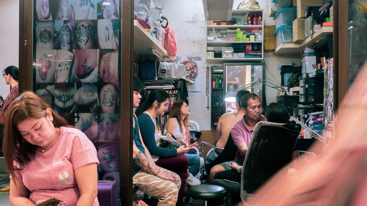 Lucky Plaza, Through the Eyes of Filipinos Who Know It Best