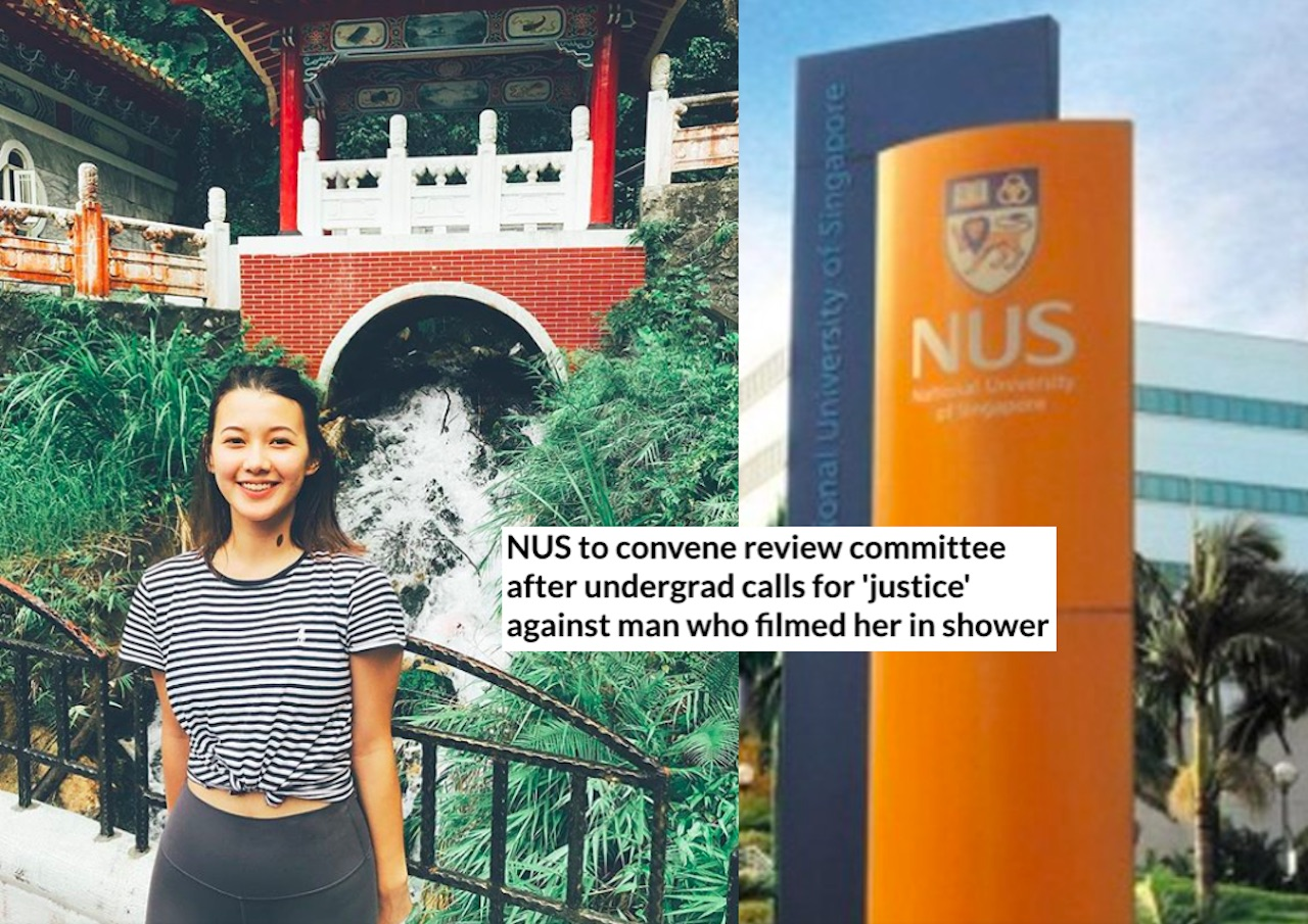 The Monica Baey Case Reveals NUS' Severe Incompetence in Handling Sexual Misconduct