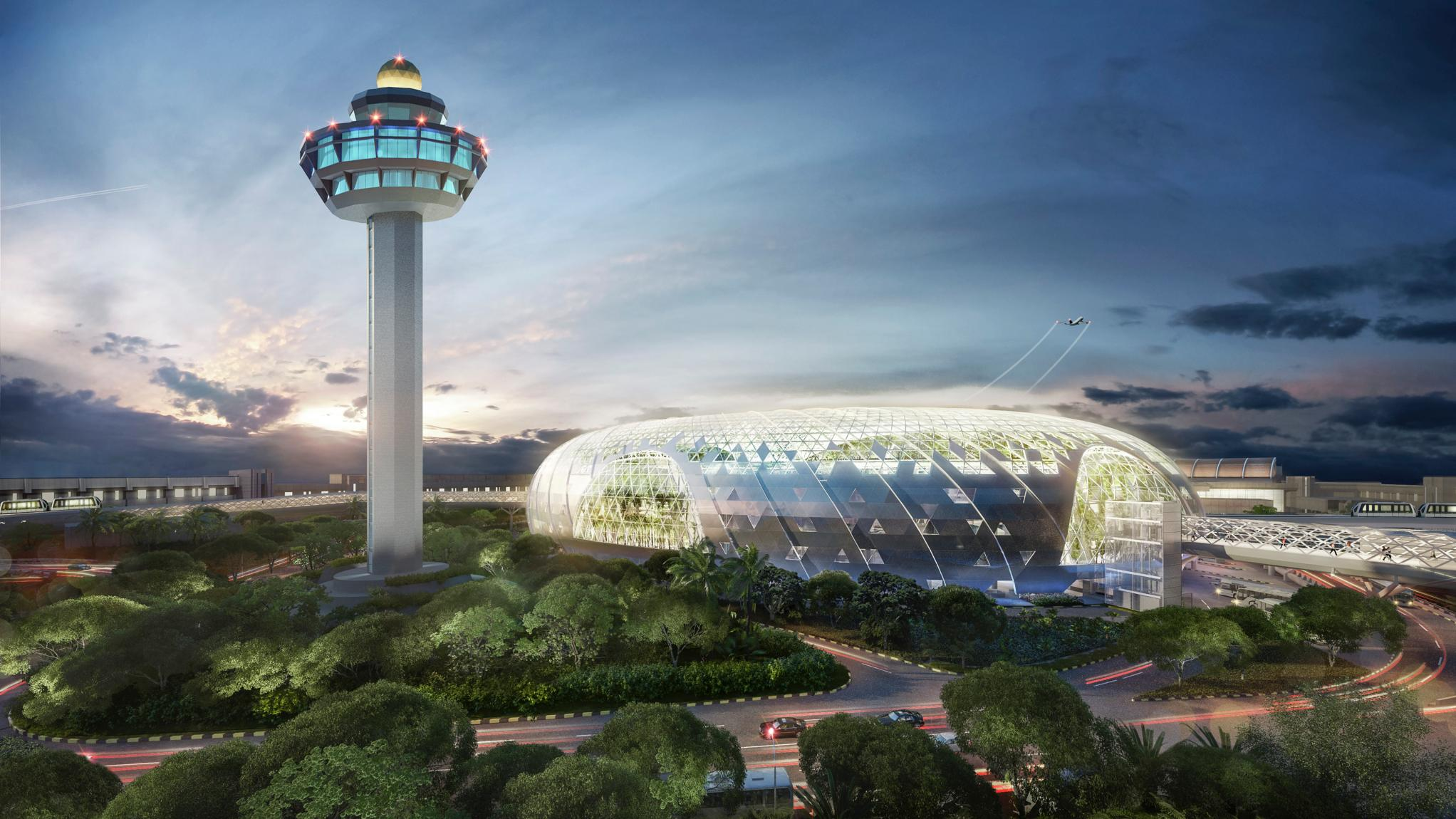 What It Means to Have Jewel Changi As A Monument