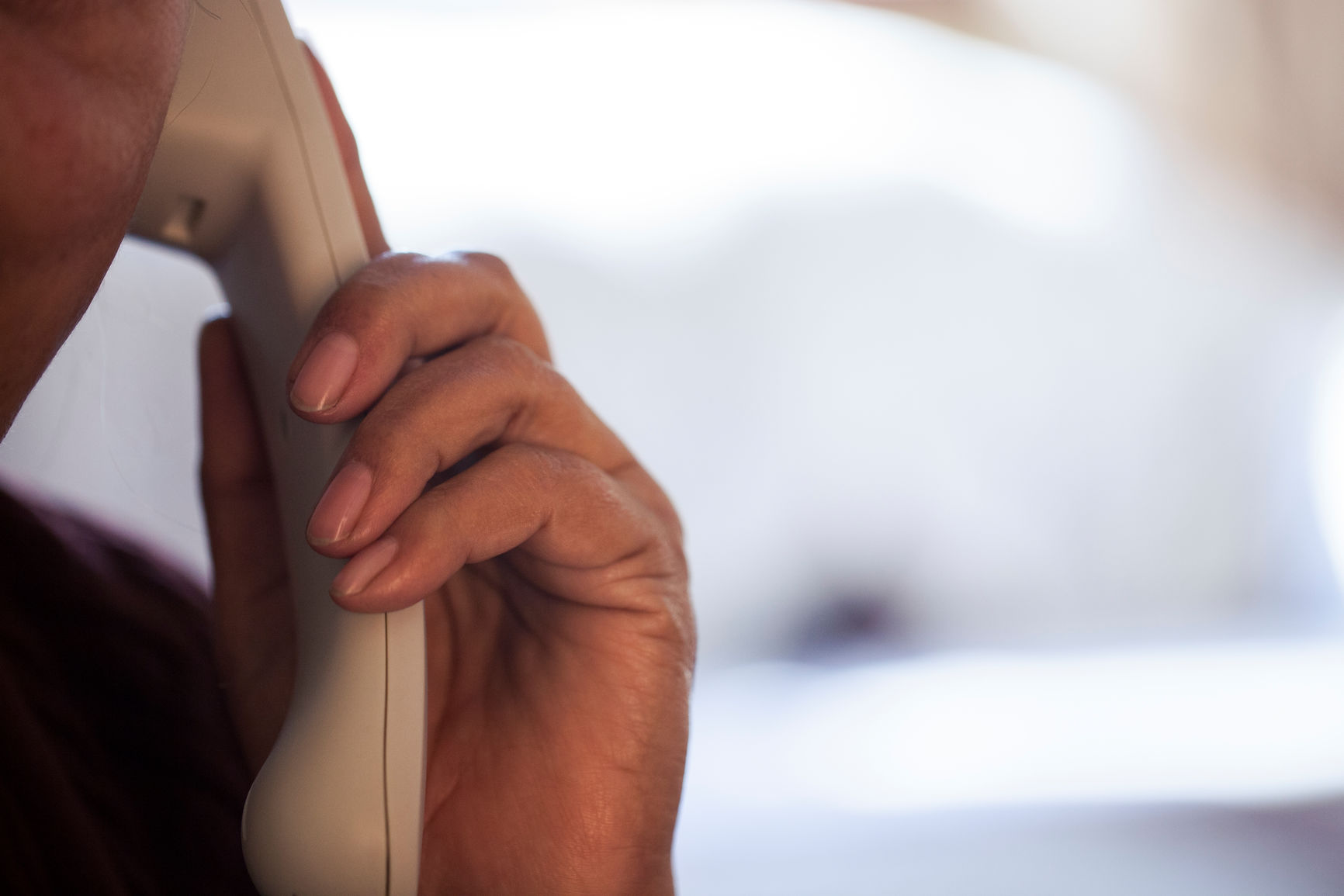 What Taking Calls At A Women's Helpline Can Teach Us About Empathy