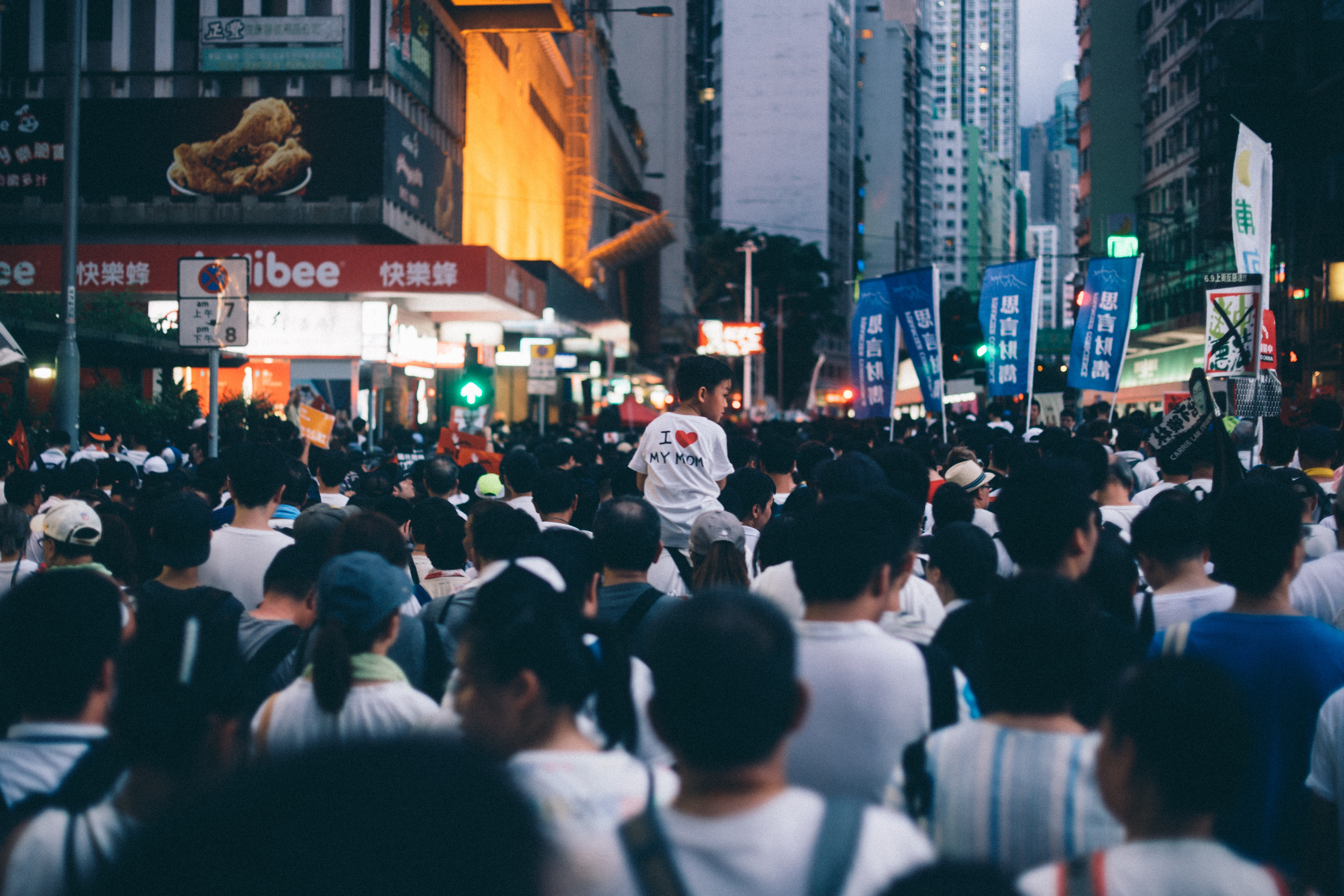 The Hong Kong Protests Are About More Than Just Democracy—They're About Identity