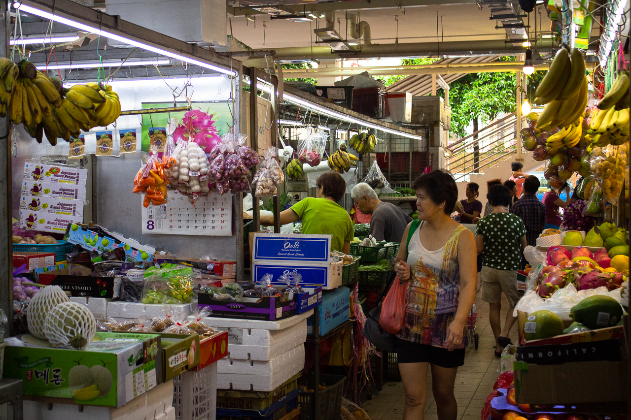 A Xiao Mei's Guide to Learning to Wet Market in Your Mid-20s