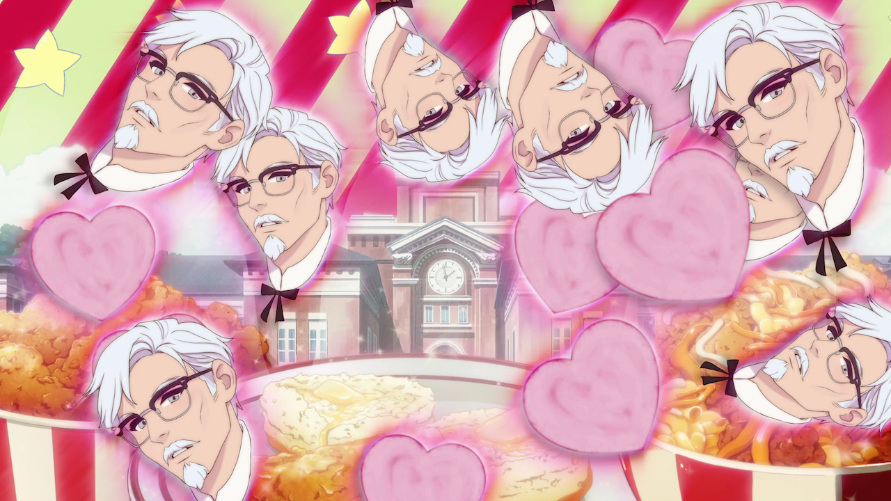 KFC's Dating Sim Is A Terrible Game. Here's Why We Love It