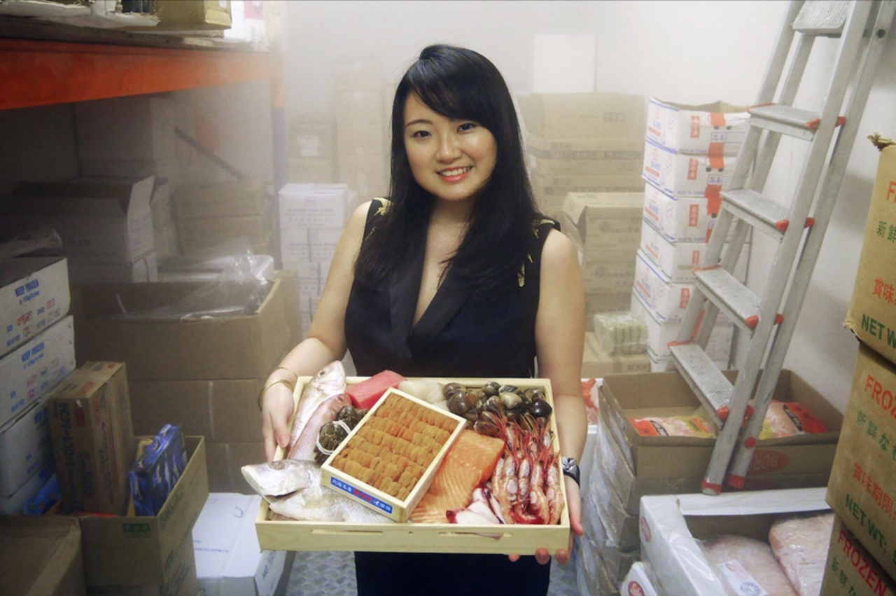 Singapore's Millennial Uni Queen Believes We Will Eat Almost Anything