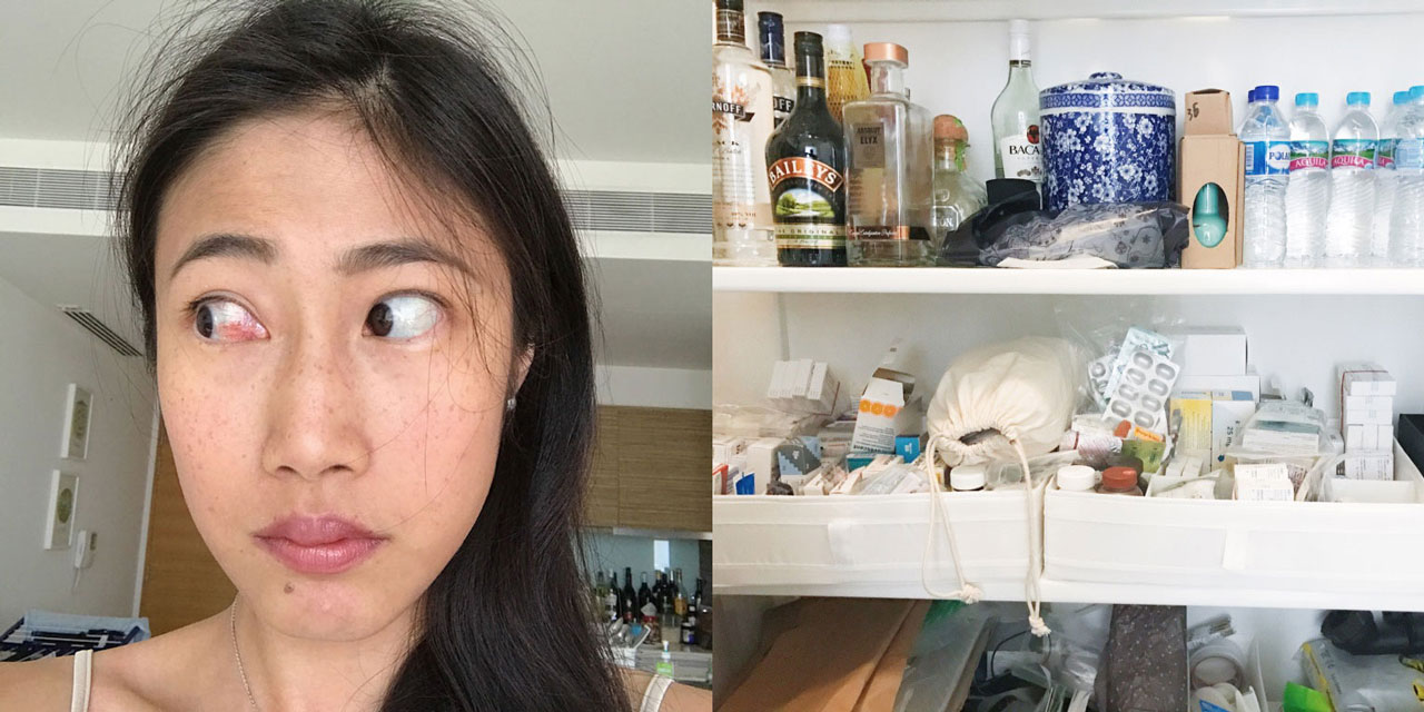 This is What It's Like to Live With A Chronic and Invisible Illness in Singapore