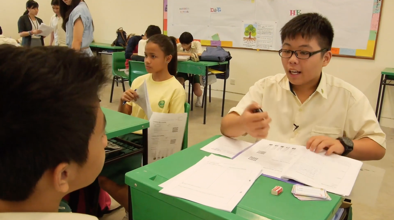 Can Giving Students the Independence to Teach Each Other Improve Learning?