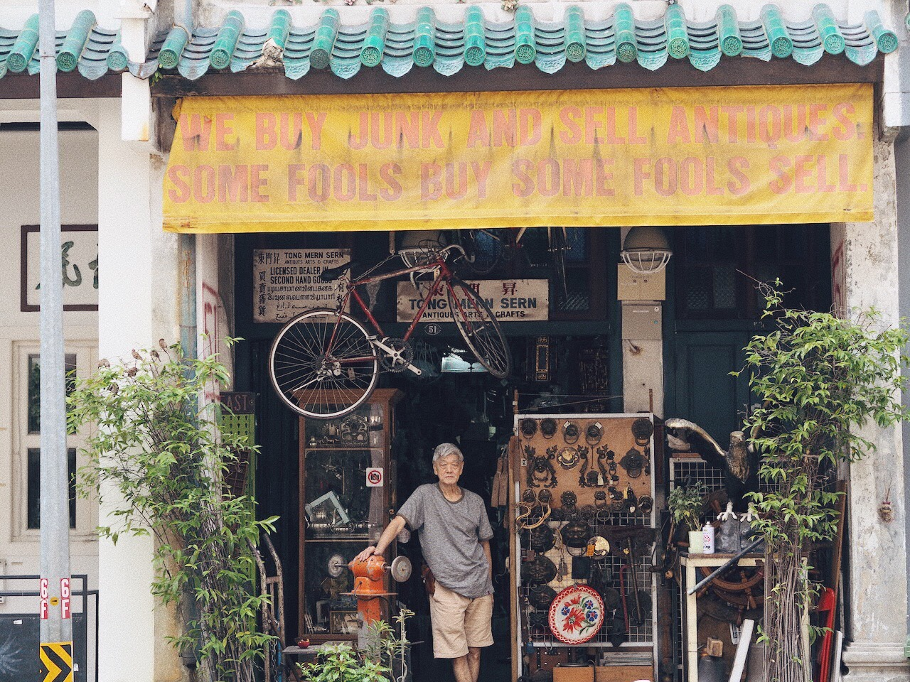 What This Famous Antique Store Can Teach Us About Always Wanting New Things