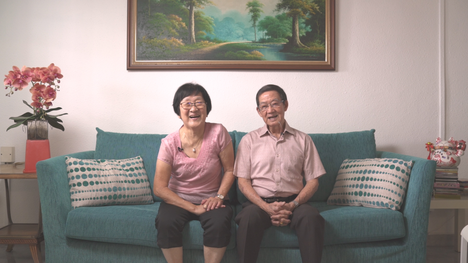 One Couple's Secret To 57 Years of Marriage: Eat The Same Breakfast, And Take Things As They Come
