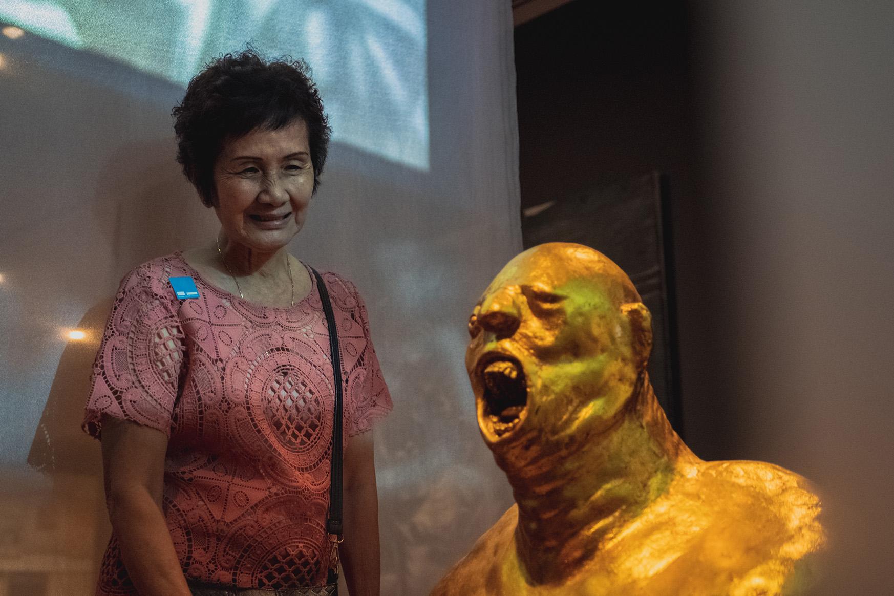 Shit My Grandma Says About Shitting: The Singapore Biennale 2019 Through A Grandma's Eyes