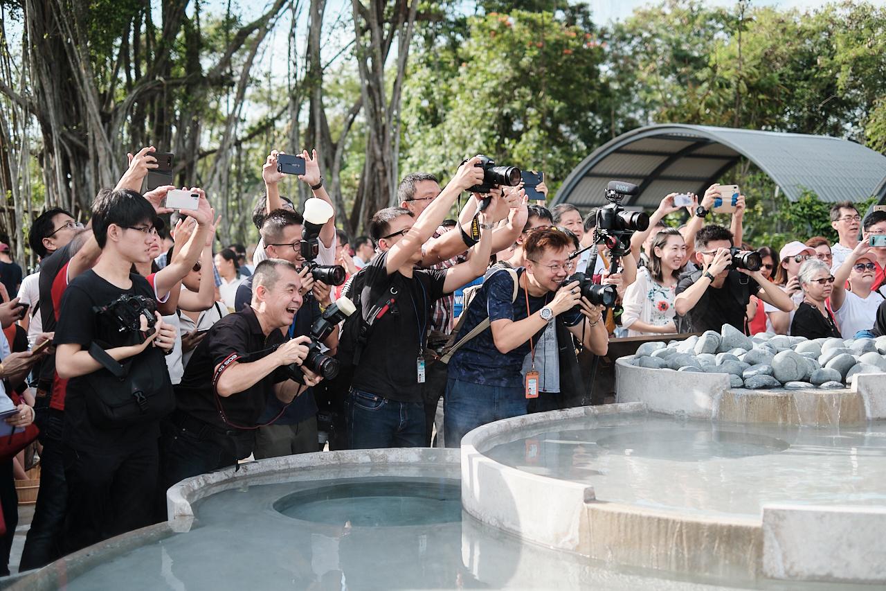 An Yishun Man Reviews The New Sembawang Hot Spring Park