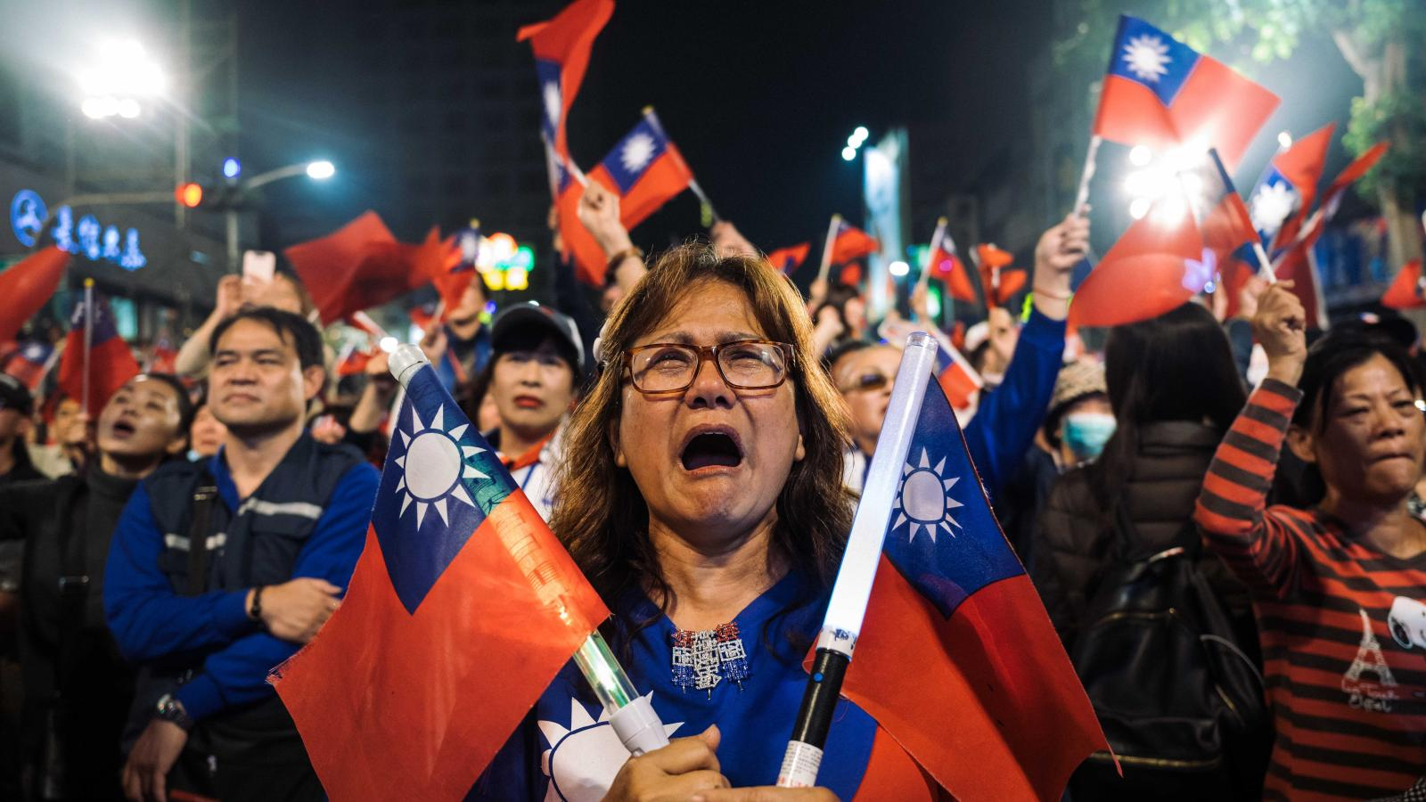 Taiwan Elections: What's Bad For Beijing Is Good For Singapore