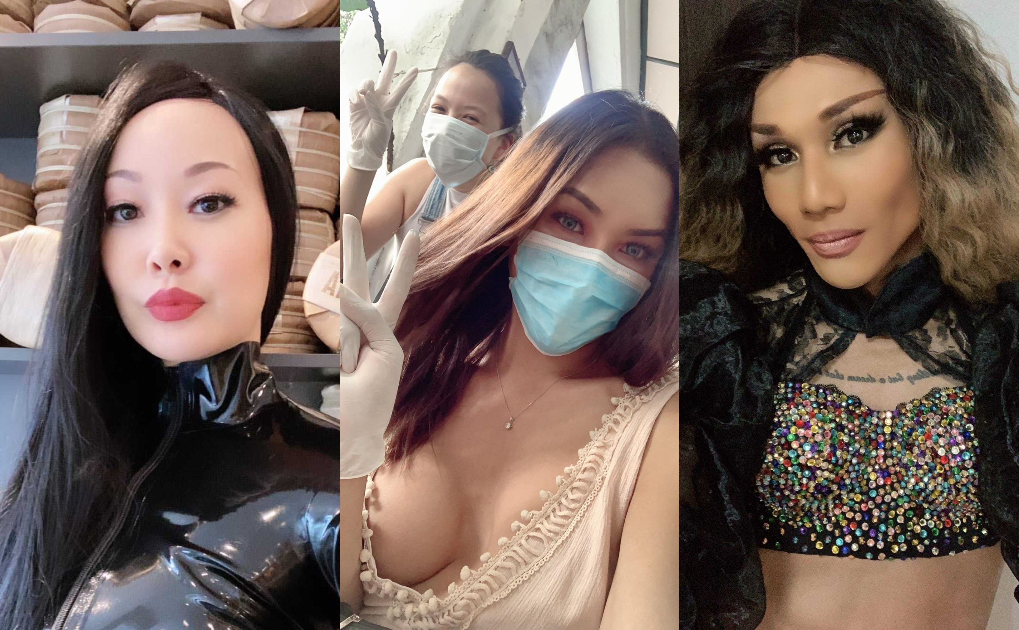 A Dominatrix, Drag Queen, and Sex Worker Tell Us How Covid-19 Has Hurt Their Jobs