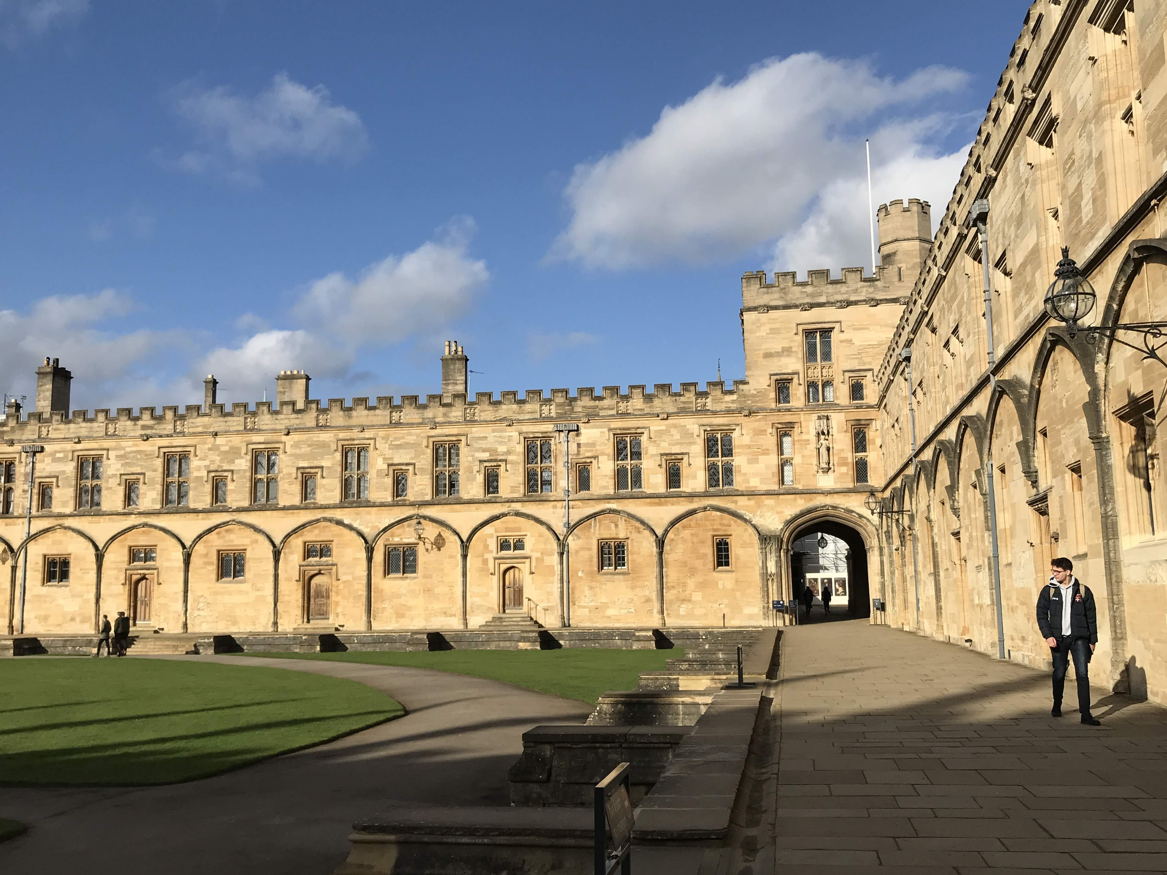 Running Home From Oxford: A Singapore Student's Perspective on Covid-19 in the UK