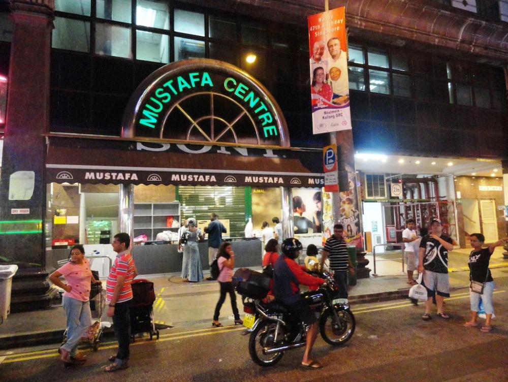 Celebrating Mustafa: 24-Hour Supermarket, and a Migrant's Dream Come True