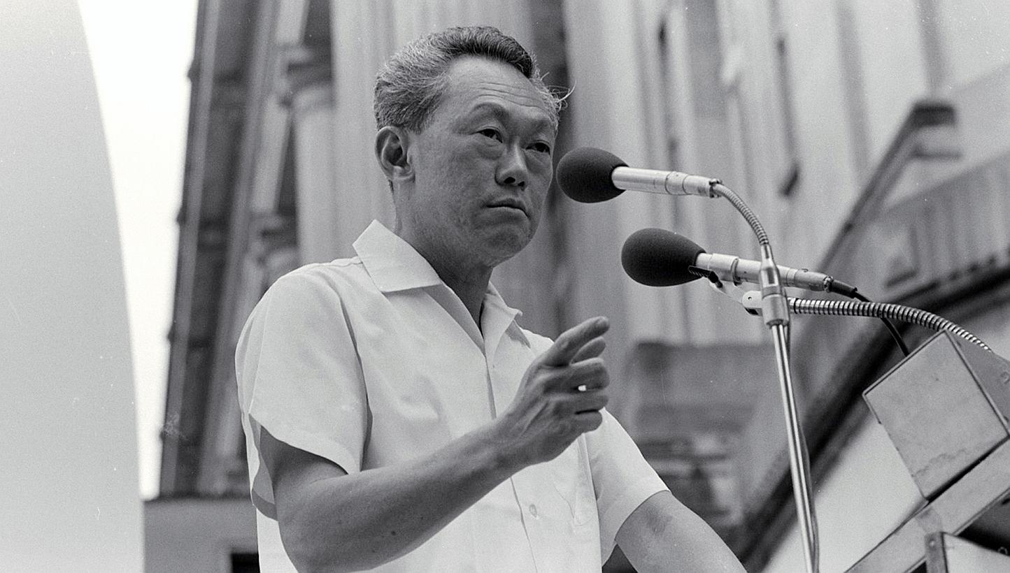 How LKY Invented Singapore's 'Silent Majority'