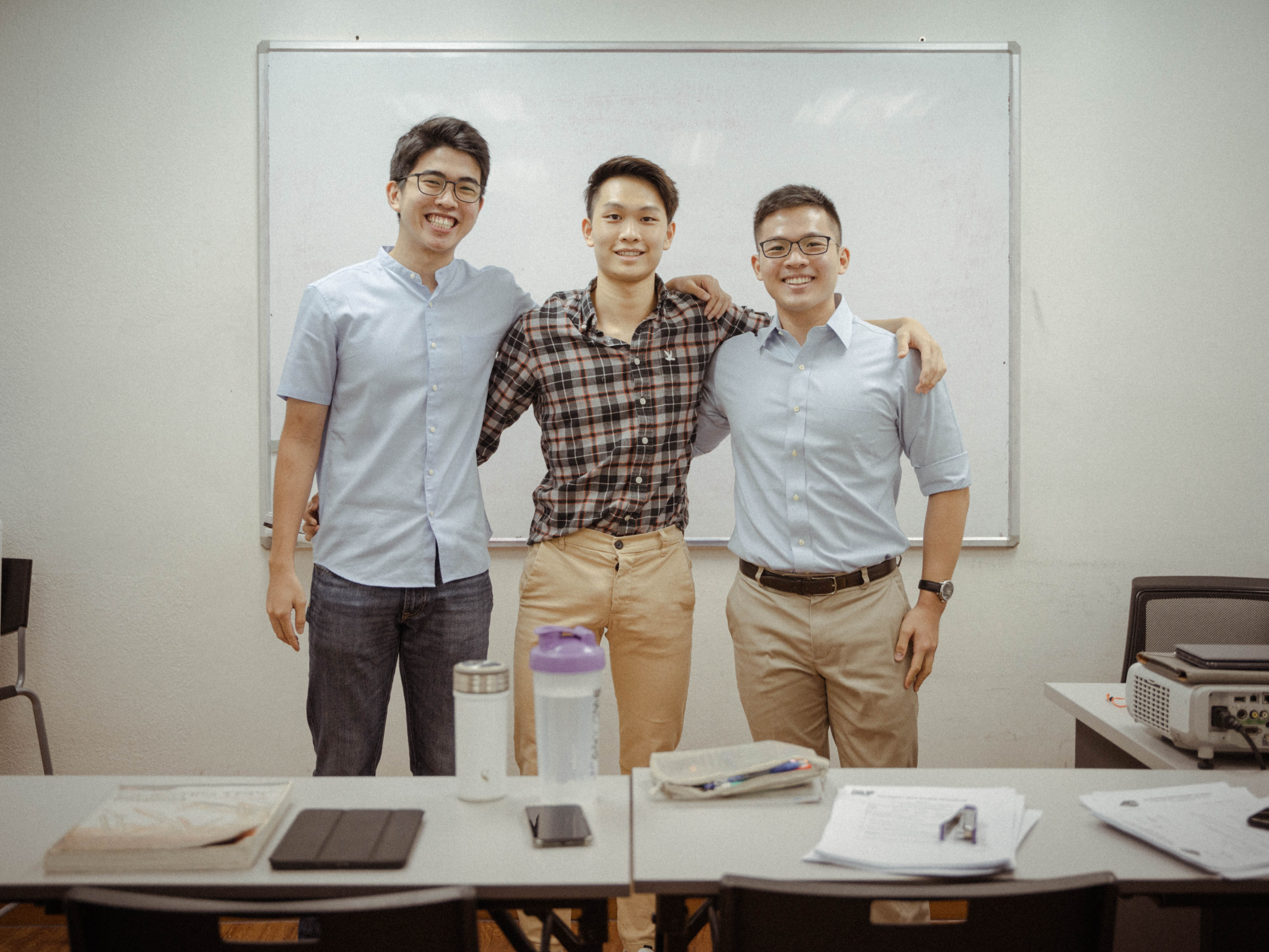 These 21-Year-Olds Started, Of All Things, A Tuition Centre. Here's Why It Was Worth The Risk