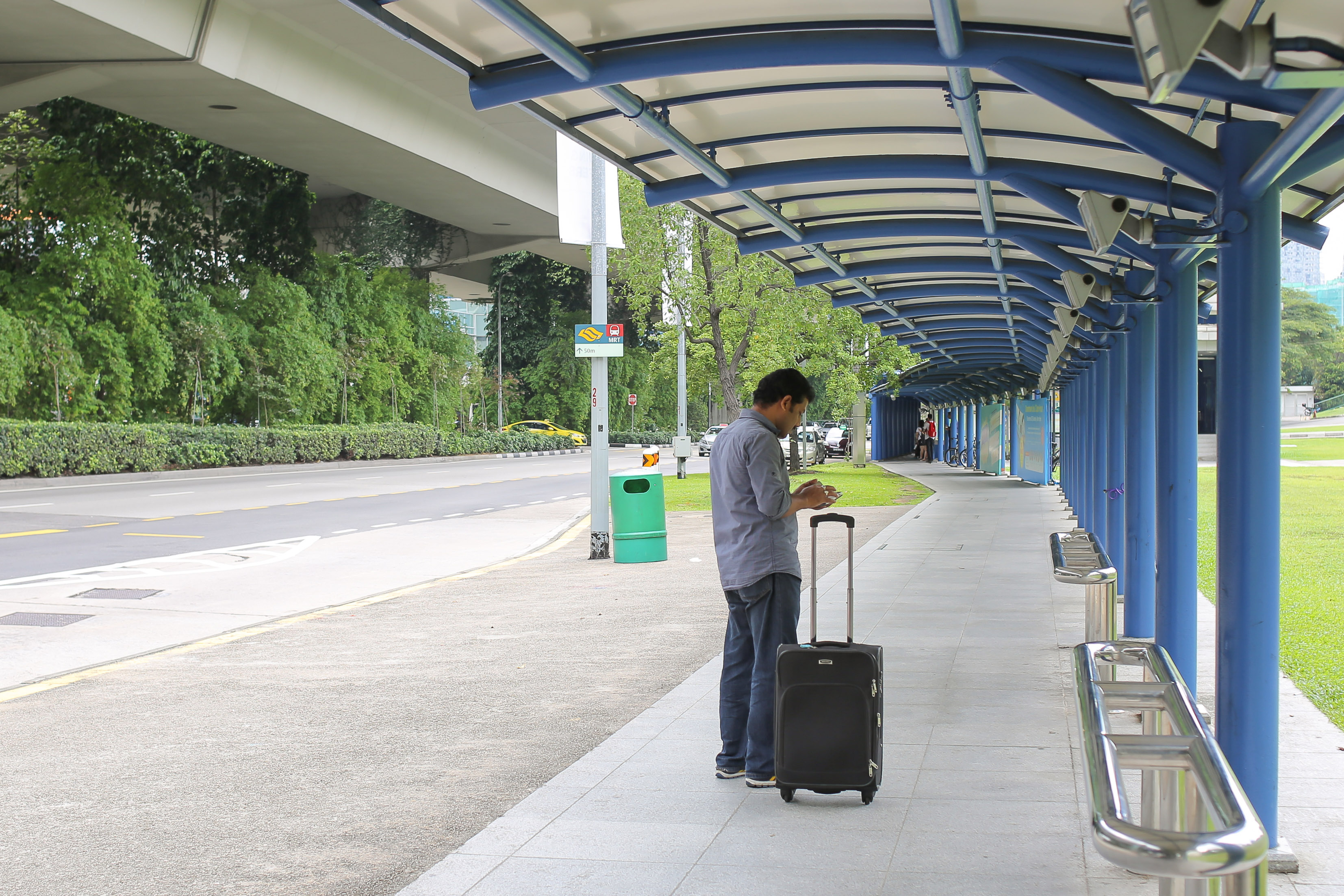 Under One Roof: How The Covered Walkway Conquered Singapore