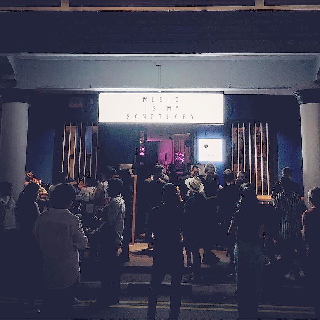 No Space for Silence: Finding Live Music's Place in a Pandemic-Weary Singapore