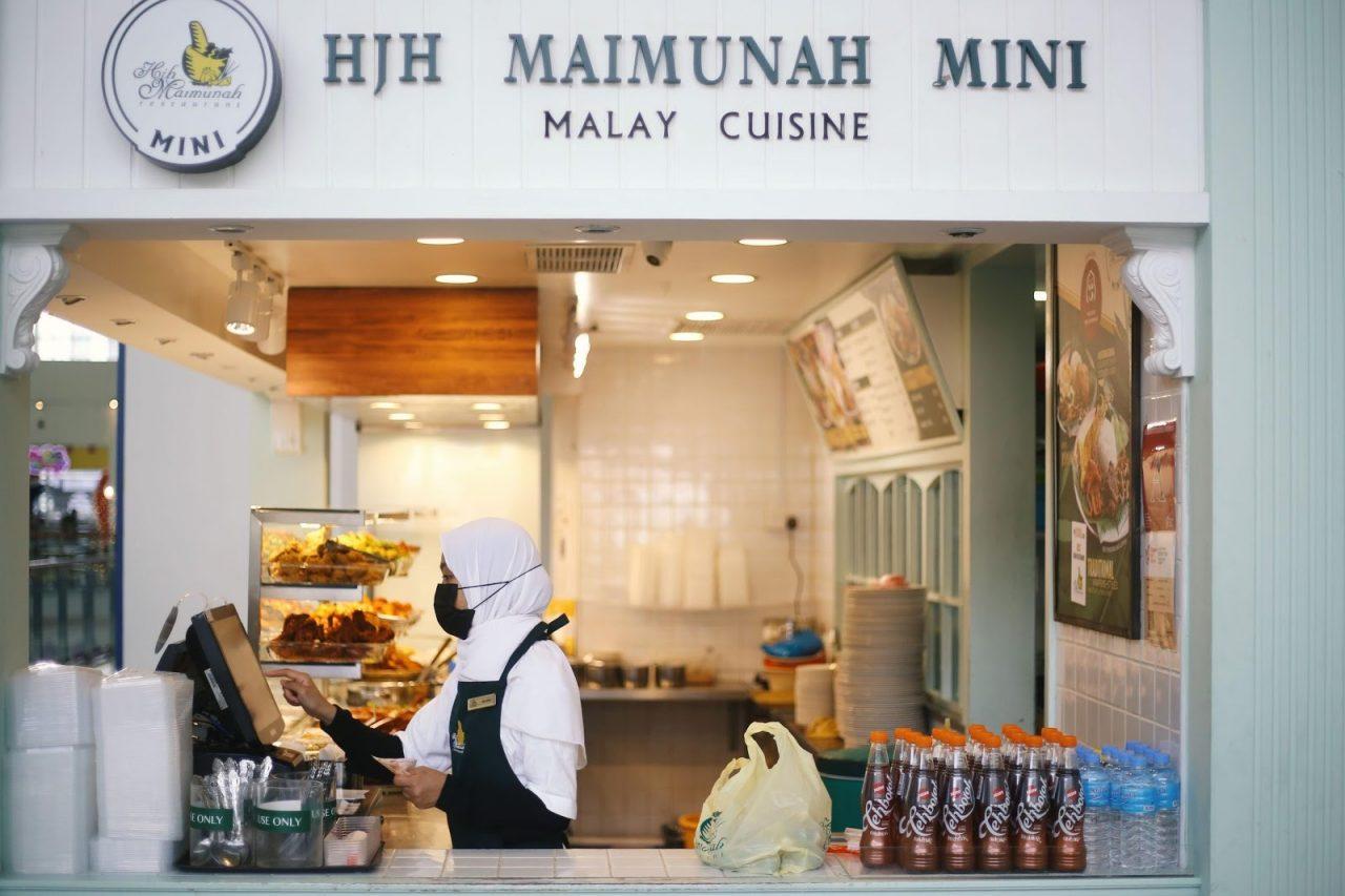 Hjh Mainunah Mini at Food Republic @ City Square Mall