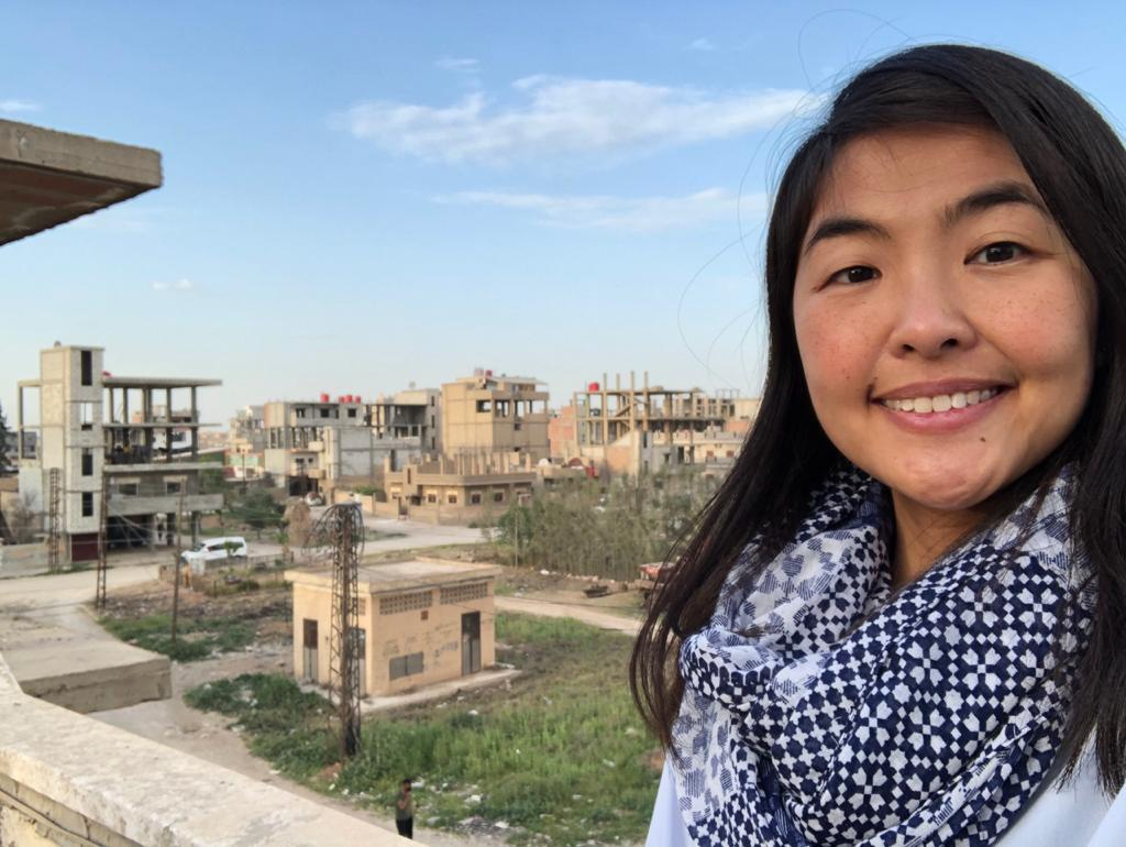 Meet Weihui, The Singaporean Working With Refugees In Syria