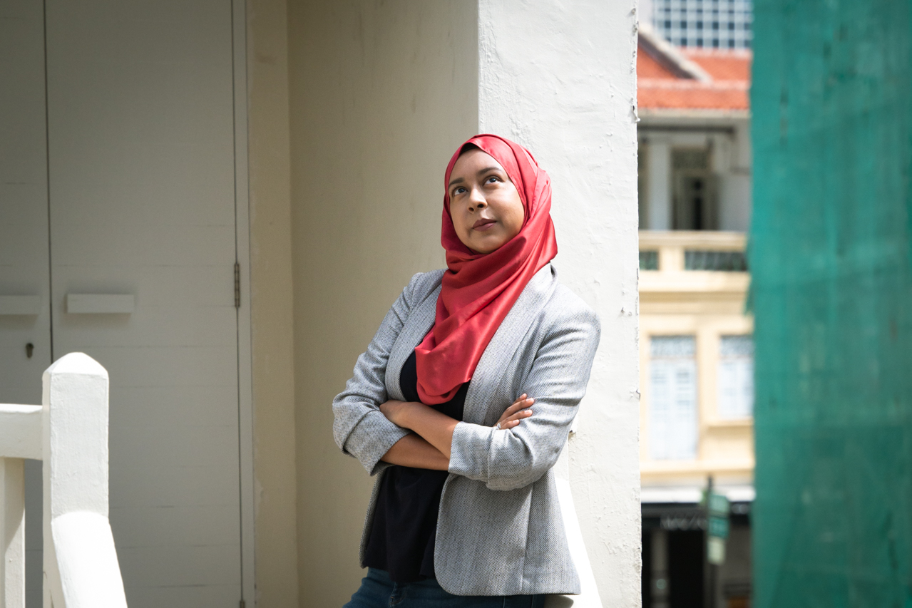 Meet Nurul Jihadah, the #LadyBoss Helping Minority & Muslim Women Get Ahead in Tech
