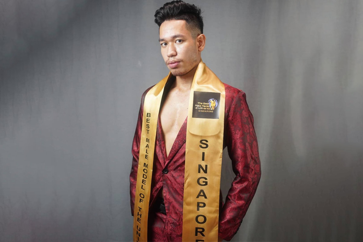 Deep-diving Into the World of Male Beauty Pageants in Singapore